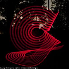 """""""Light Painting"""" by Andy Hemingway"""