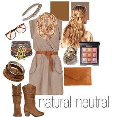 of fall, naturals, and cowboy boots.
