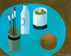 Mary Fedden Painting Still Life, Still Life Art, Painting Art, Paintings, Cool Art, Nice Art, Mark Making, Illusions, Illustration Art