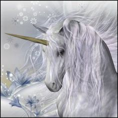 Oh for the days when a pretty Unicorn picture could make my day :)