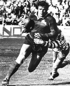 South Sydney great Bob McCarthy. Record holder for the South Sydney Rabbitohs with 211 games.