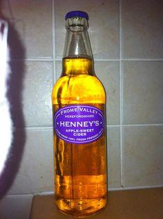 HENNEYS - SWEET CIDER