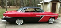 1955 Plymouth Maintenance of old vehicles: the material for new cogs/casters/gears/pads could be cast polyamide which I (Cast polyamide) can produce Plymouth Savoy, Plymouth Belvedere, School Days, Old School, Car Paint Colors, Chrysler Cars, Collectible Cars, Car Painting, Old Cars