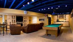 Basement Ceiling Ideas – Basement is broadly known as an underground area of buildings. You may have a basement in your house. Basements are also found out at campuses, supermarket, car parks and another place. This area actually can not be overlooked anymore. You might need a basement ceiling ideas to transform your basement. The ... Read more
