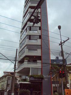 IMOBILIÁRIA  EM SANTOS - RESIDENCIAIS E COMERCIAIS  : Boqueirão 200 metros da Praia Alto Padrão