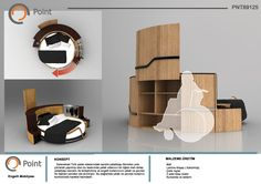 7. MOSDER Furniture Competition/2011/Disabled Furniture by Ali Şahinkaya, via Behance