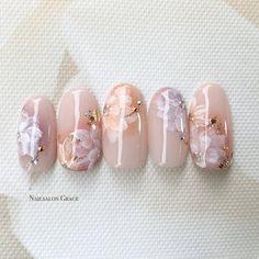 Elegant Nail Designs, Elegant Nails, Nail Polish Designs, Stylish Nails, Cute Nail Designs, Art Designs, Cute Nail Art, Cute Nails, Pretty Nails