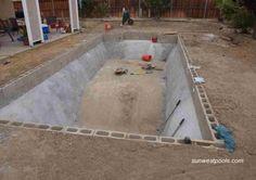 DIY - Inground Pools Kits