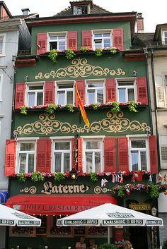 Baden-Baden, Germany | Sue Brown on Flickr