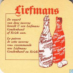Beermat - Belgium - Liefmans