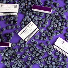 IQOS Heets Purple Sigara – Kartuş - SigaraTR Purple Label, Blueberry, Fruit, Tat, Paper Board, Berry, Scrap, Tatoos, Blueberries