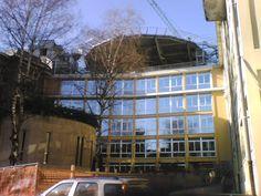 new hospital wing _ Sondrio