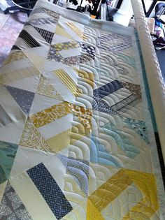 Machine Quilting idea