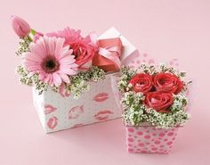 valentine flower arrangements | Valentine Flowers For Your Loved Ones