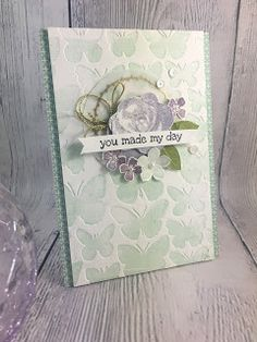 Stampin' Up! Picture Perfect, , Petite Petals, Stampin with Mel: Global Design Project special mention!!