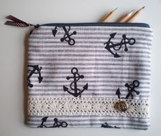 anchor purse