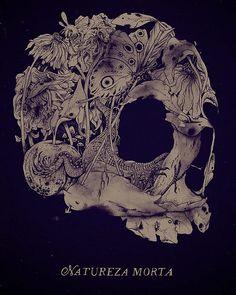 Skull details for hermana