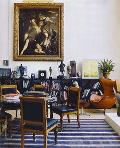 Frederic Malle residence.