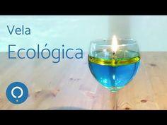 Cómo hacer velas de agua y aceite | Ecología