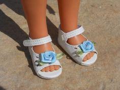 N°4 Sandale Chaussure Compatible Poupée LES Chéries Corolle Paola Reina Amigas | eBay