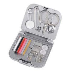 Silver Sewing Kit