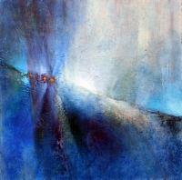 """Annette Schmucker , """"Abstrakte Komposition, Werknummer 11-53"""" Klicken Sie hier, um auf die Grossansicht mit zusätzlichen Informationen zu gelangen."""