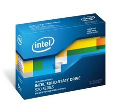 Solid-State Drive 520 Series - Solid-State-Disk - 120 GB by Intel. $163.92. Intel solidstate drive 520 series solid state drive 120 gb internal 25 sata600 ssdsc2cw120a310 components ssd solid state drive