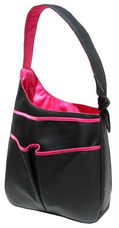 Black Faux 40 Love Courture Las Sophi Tennis Hobo Bag Now At One Of The Top S For Accessories