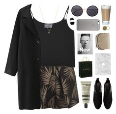 """chase the morning sun when i'm with you"" by ruthaudreyk ❤ liked on Polyvore featuring Antipodium, Zara, Rosendahl, Linda Farrow, COS, Native Union, Aesop, Jayson Home, Cassia and Laura Lee Jewellery"