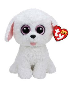 This Beanie Boos Pippie the Dog Beanie Boo by Beanie Boos is perfect! #zulilyfinds