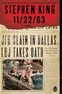 11/22/63: A Novel By Stephen King Staff Pick By Jim D