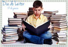 Dia do Leitor - 07 de janeiro   http://redes.moderna.com.br/?p=6159