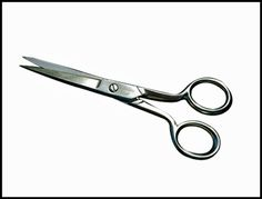 F620D - HEAVY Sewing Scissors 6'' Nickle Chrome-Plated SS , nm-832 ,Quality made with Beveled Blades and are sharp exactly to the point. Great fof sewing, quilting, many types of hobbies and more.   • Length: 6'' • Sharp End Tips • Nickle Plated Stainless Steel  • Packing: Plastic Pouch