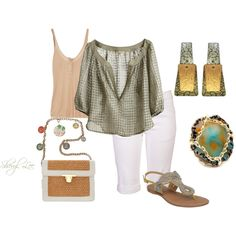 """""""Summer Coolness"""" by sheryl-lee on Polyvore"""