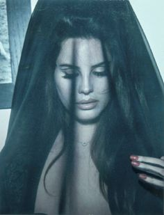 Lana Del Rey for V Magazine No.97 Fall 2015 by Steven Klein