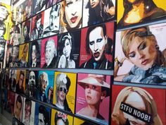 Famous Popart Gallery