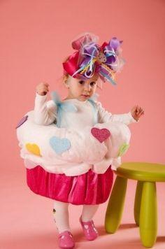 Cup Cake Halloween costume