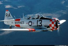North American SNJ-6 Texan aircraft picture