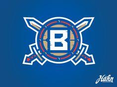 Boulter vikings logo 2 dribbble
