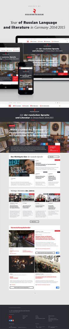 Russjahr.de on Behance