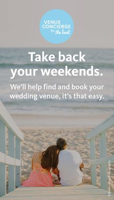 Wedding venue hunting should be simple (and fun!) We're here to help! Get connected with your personal concierge today.