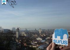Surus a Brescia (Italia) / Surus in Brescia (Italy) ☛ www.surus.org