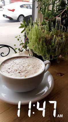Coffee coffee coffee #latte #proustcofee Snap Streak, Emoji Cake, Aesthetic Coffee, Coffee Images, Snapchat Stories, Coffee Talk, Emoji Wallpaper, Insta Photo Ideas, Photo Quotes