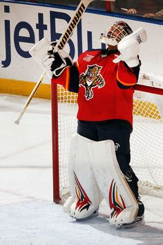 The Official Site of the Philadelphia Flyers Tim Thomas, Goalie Gear, Florida Panthers, Philadelphia Flyers, Nhl, Hockey, Sports, Hs Sports, Field Hockey