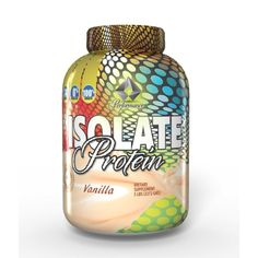 Whey protein isolate is a complete protein, which means it has all of the amino acids that are needed in a daily diet. It contains high levels of branched chain amino acids.