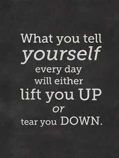Just some positive thoughts and quotes to rebalance your mind. You Rock! So tell yourself that!