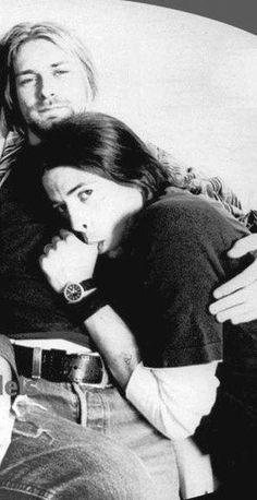 Kurt Cobain  Dave Grohl