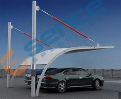 Speed-Tech  | Açık Otopark Sistemleri 2002 | 2002 model otopark Cantilever Carport, Carport Patio, Carport Garage, Pergola, Car Shed, Car Canopy, Steel Carports, Car Shelter, Architectural Columns