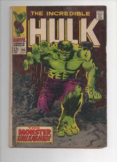 Incredible hulk 271 grade 80 bronze age find 2nd rocket raccoon the incredible hulk fandeluxe Gallery