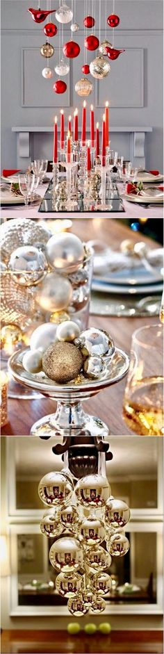 Top 150 Christmas Tables From Pinterest @styleestate (1/5)
